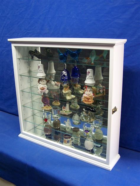 wall hanging curio cabinet white wall hanging curio cabinet display wall shelves