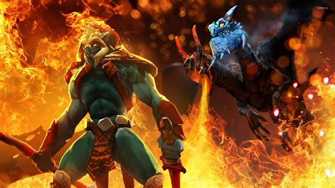 wallpaper game dota 2 huskar dota 2 wallpaper game wallpapers 19243