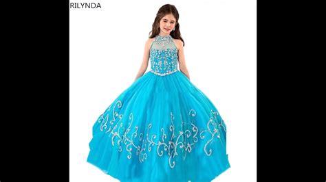 imagenes de vestidos para nenas de 11 a 14 aos vestidos largos de fiesta para ni 241 as para admirar video