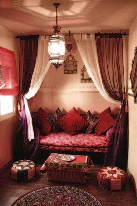 sofa orientalisch room homey