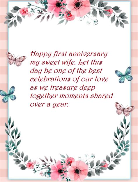 1st year wedding anniversary wishes for and in marriage anniversary wishes messages best wishes