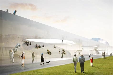 Design Competitions Australia | australian studio wins first place in science island
