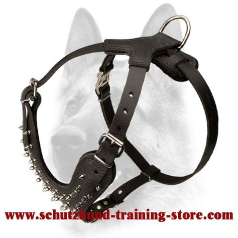 most comfortable safety harness handcrafted comfortable leather dog walking harness h9