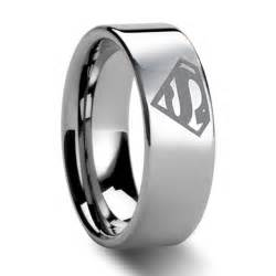 superman wedding ring 8mm bridal mens superman tungsten engagement ring ceremony wedding band ebay