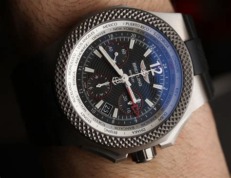 breitling bentley on wrist car watch review bentley mulsanne speed breitling for