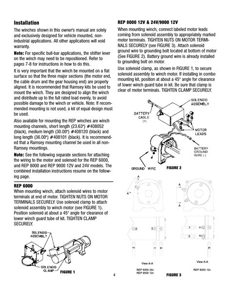 superwinch 8000 wiring diagram dayton winch wiring diagram