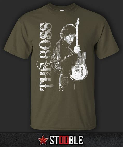 T Shirt Bruce the bruce springsteen t shirt new ebay
