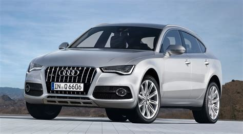 Audi Q6 by Audi Q6 2016 Audi S Crossover Coupe Scoop By Car Magazine