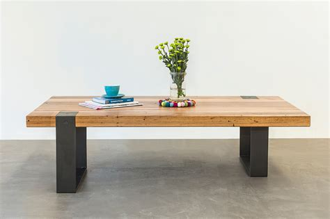 Handmade Furniture Australia - floating coffee table rust furniture australia bespoke