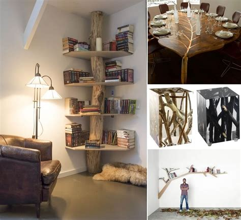 cool tree inspired furniture designs youll love