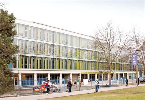 Acton Mba Build by Sauder School Of Business Vancouver E Architect