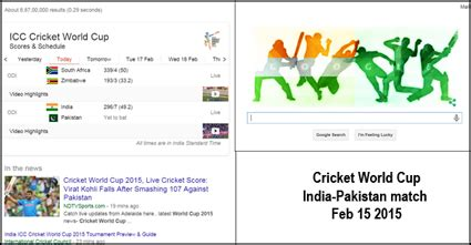 google changes the name of its hindi keyboard to indic indo pak cricket doodle