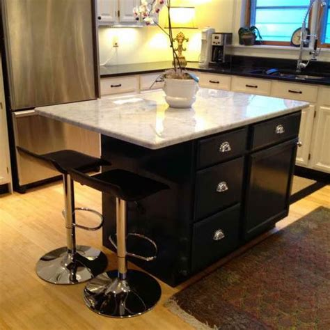 freestanding kitchen island freestanding kitchen island with stools black kitchen
