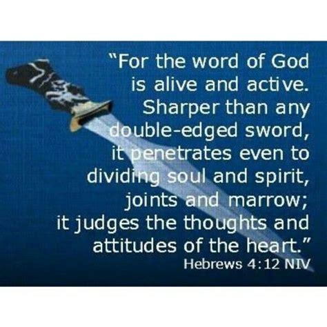 Bible V 4 hebrews 4 12 niv bible inspiration from god s word