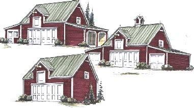 Elm Garage by About The Elm Garage Barn And Workshop Plans