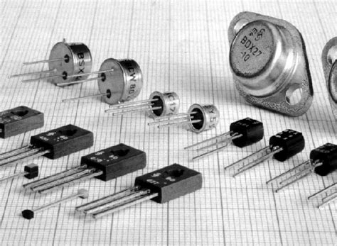 transistor power lifier built up 4 introduction to transistors components of electronic devices
