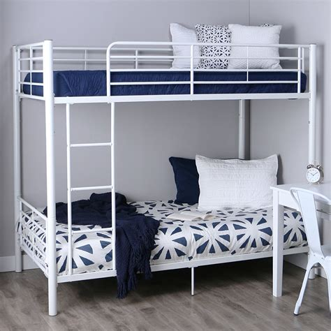 Cheap White Bunk Beds For Everyone Top Bunk Beds Review Cheap White Beds