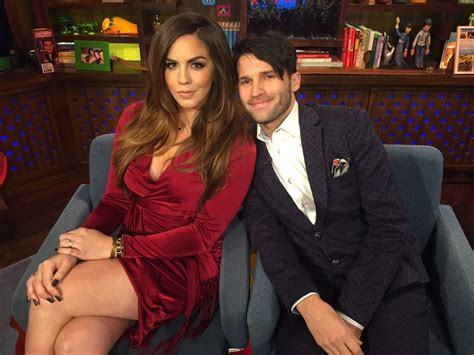 katie maloney hair weave katie maloney and tom schwartz on wwhl is katie pregnant