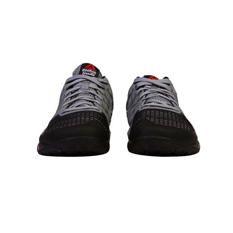 crossfit shoes flat reebok crossfit nano 4 0 flat grey black white s shoes