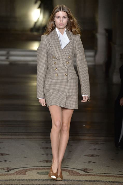 pfw stella mccartney fall winter  collection