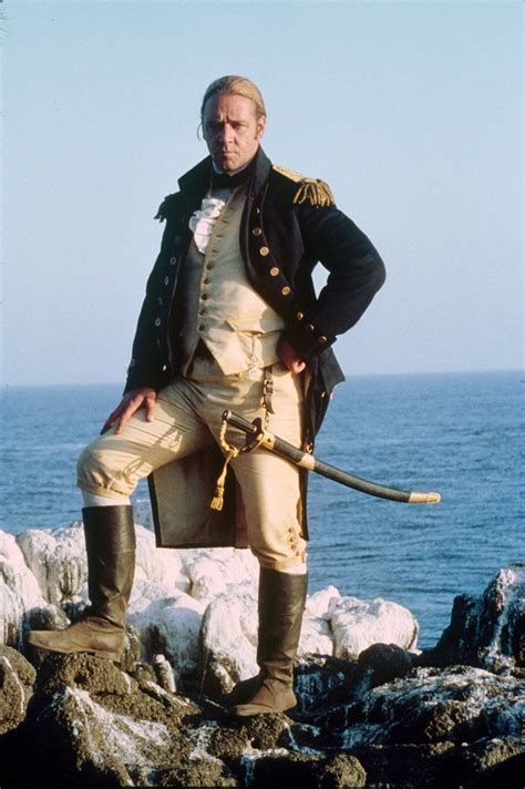 ioan gruffudd played this sailor russell crowe as jack aubrey in master and commander