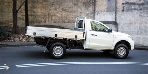 mitsubishi l200 single cab 2016 mitsubishi triton glx single cab review caradvice