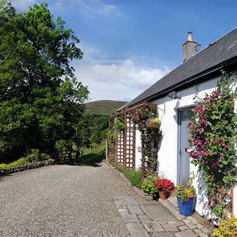 cottages scottish borders housekeeping