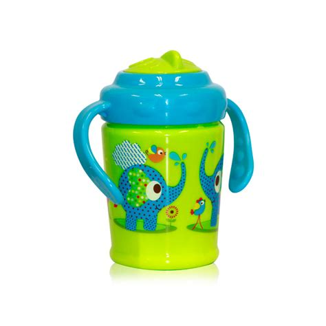 Gig Baby Straw Cup Small handle cup with straw 270 ml