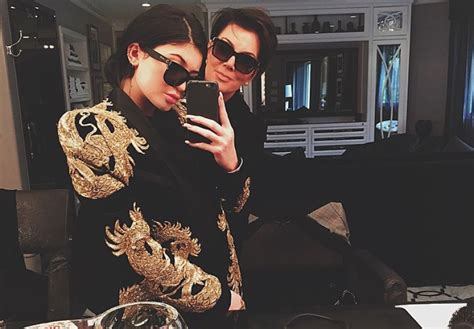 kris jenner hairstyle pictures instagram 2015 the kardashians wetpaint inc
