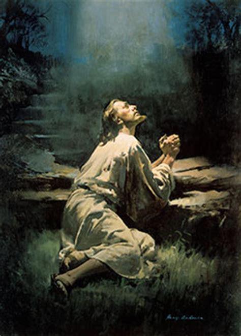 Carvil Lds Mercy L Black a witness of the savior jesus ensign december