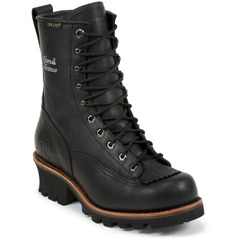 s chippewa boots s chippewa 174 boots 8 quot waterproof 400 gram thinsulate