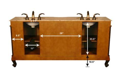 Cheap 72 Quot Bathroom Furniture Travertine Top Double Sink Cheap Bathroom Furniture Sets