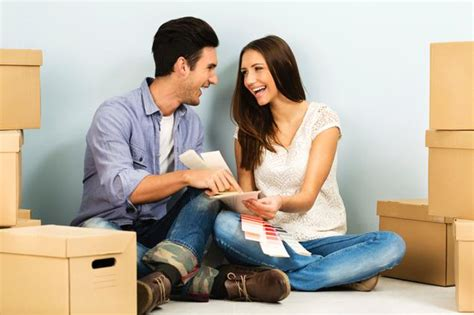 14 tips to make living together before marriage work 新婚會 每日囍訊 春天裝修新房小tips
