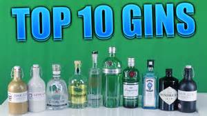 top ten gins theprenti