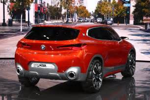 X2 Bmw Bmw X2 Concept Unveiled In Motor Trend