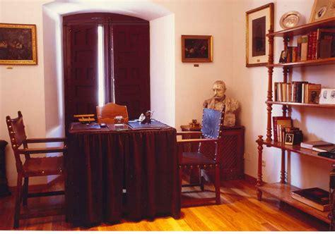 6 casas museo de escritores en espa 241 a libr 243 patas - Casa Museo Unamuno