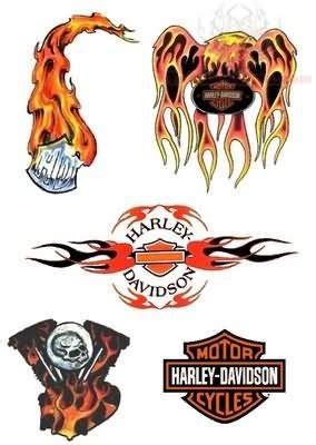 Tshirt Harley Eagle Dagger harley davidson tattoos designs