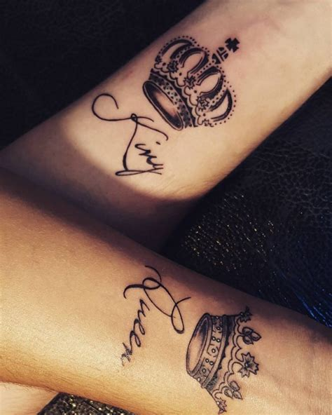 crown tattoos for couples best tattoo ideas gallery 80 noble crown tattoo designs treat yourself like royalty