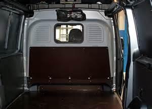 Fiat Scudo Bulkhead Cargo Loading R In Aluminum For The Fiat Scudo