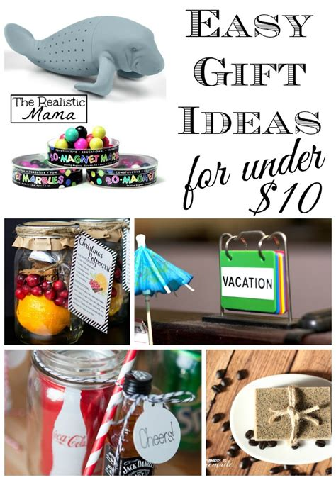 collection office christmas gift ideas for under 10