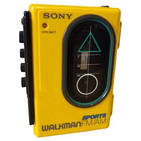 sony walkman cassette prop hire sony sports cassette radio walkman wm f35