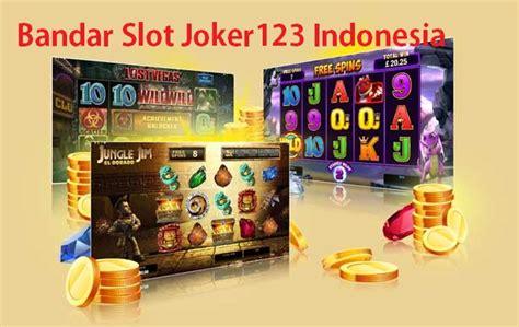 bandar slot joker indonesia game slot  uang asli terpercaya