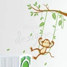 monkey themed baby swing 1000 images about monkey themed nursery on pinterest