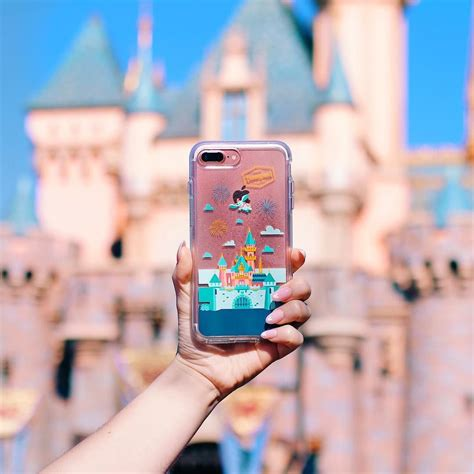 otterbox disney castle case caseswithcharacter atstyledbymagic   disney phone cases