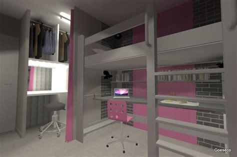 id馥 pour s駱arer une chambre en deux chambre d ado bedroom