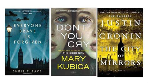great to read top 10 books to read summer fiction heavy