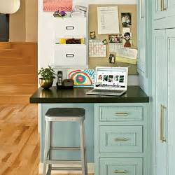 Small Desk Area Kitchen Desks Outdated Say It Ain T So At The Picket Fence