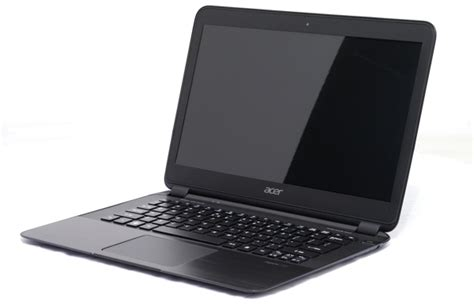 Laptop Acer Ultrabook S5 acer aspire s5 ultrabook review techspot