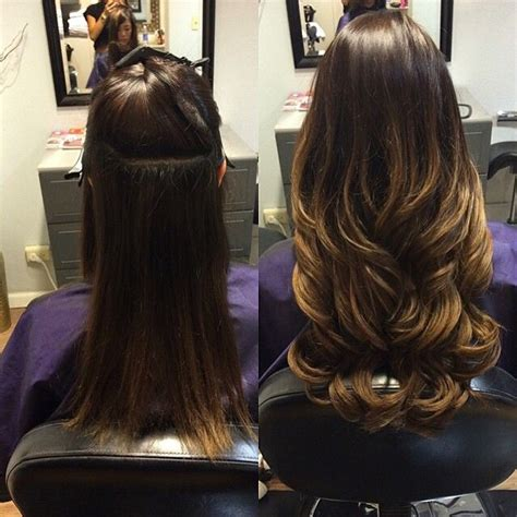 hairstyles with tape extensions 62 best images about hair extension methods on pinterest