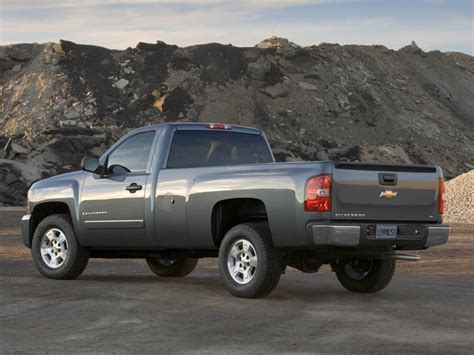 chevrolet silverado lt regular cab pictures
